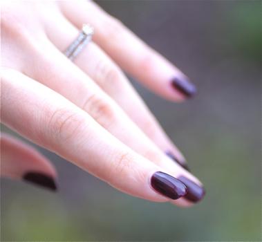 Les vernis à ongles à la mode cet automne